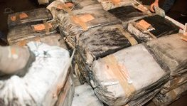 France is fully involved in the fight against narcotics trafficking in the (...)