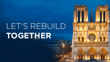 Notre-Dame fire : How can I donate to rebuild Paris cathedral?